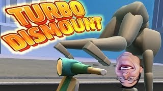 Turbo Dismount #10 | NEW CARS, NEW MAPS, NEW POSES!!