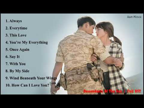Descendants of the sun - |Music Album full OST|
