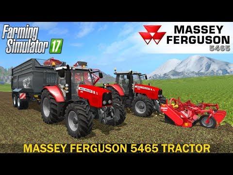 Massey Ferguson 5465 v1.0