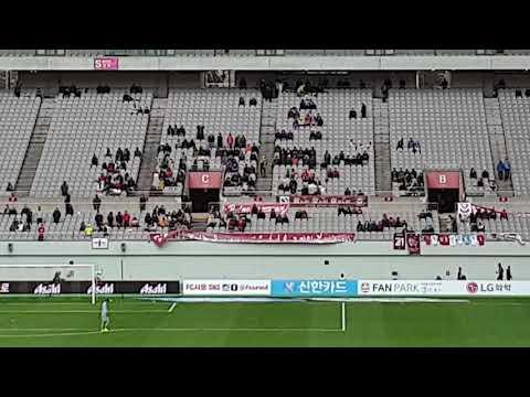 190330 k리그 상주상무 서포터즈 k league sangju sangmu fans - Thời lượng: 2 phút, 34 giây.