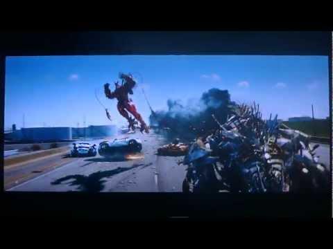 Panasonic ST30 Transformers DOTM Demo