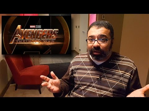 """""""فيلم جامد"""" يراجع الإعلان التشويقي لـ Avengers: Infinity War"""