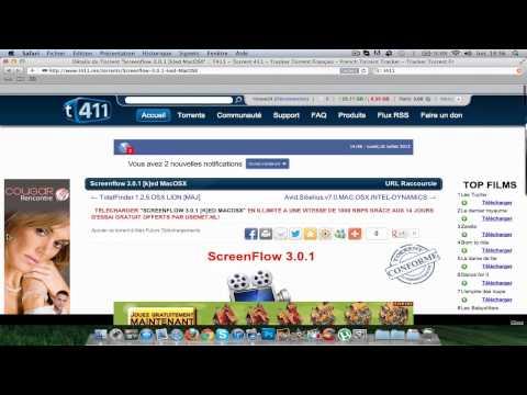 TUTO : Télécharger et utilisé uTorrent - Mac - HD