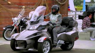 8. BRP | Can-Am Spyder® RT - Touring