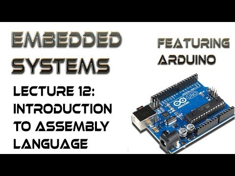 12. Introduction To Assembly Language