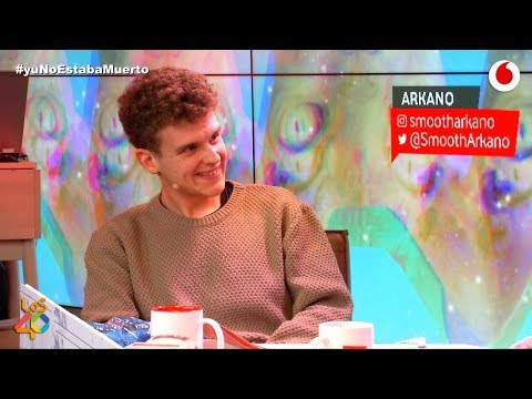 Poemas cortos - Arkano se transforma en Guille y nos recita sus poemas #yuNoEstabaMuerto