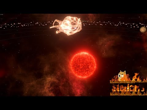 Stellaris и пожирающий рой