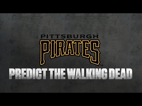 The Pittsburgh Pirates The Walking Dead Predictions