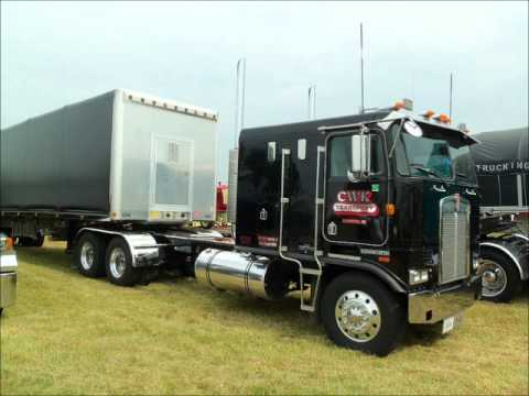 kenworth k100 big trucks