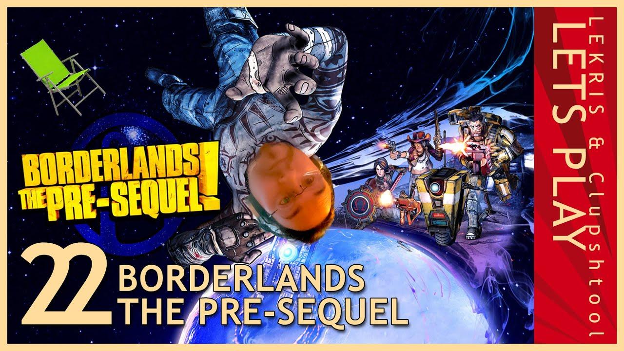 Let's Play Together Borderlands - The Pre-Sequel #22 - Rekrutierungsrunde