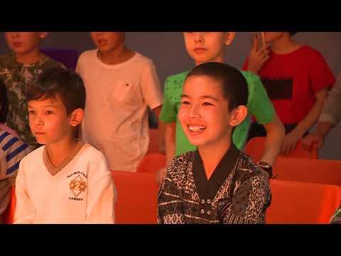 Воспитанники «Детской деревни SOS» посетили парк чудес «Evrikum»