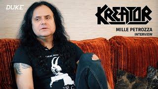 Interview - Kreator - Paris 2016