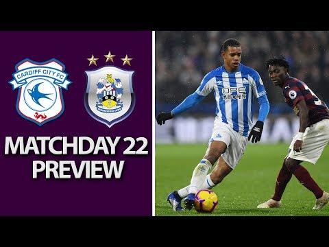Video: Cardiff City v. Huddersfield | PREMIER LEAGUE MATCH PREVIEW | 1/12/19 | NBC Sports