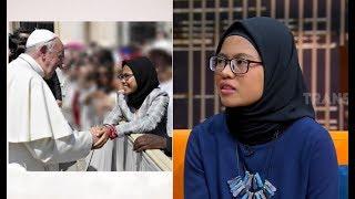 Download Video Dewi, Mahasiswi Yang Bertemu Paus Fransiskus | HITAM PUTIH (09/07/19) Part 1 MP3 3GP MP4