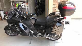10. 2011 Kawasaki Concours 14 $5,500