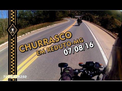 CHURRASCO EM REDUTO-MG!!!