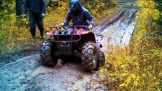 8. ATV Mudding 4X4 Mud Bogging Quad