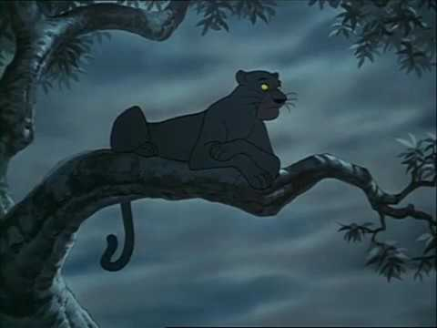 Walt Disney The Jungle Book 1967