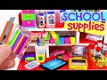 Download Lagu 7 DIY Miniature School Supplies Mp3 Free