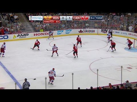 Выставочный матч. Канада - Россия   Russia - Canada 15.09.16 (видео)