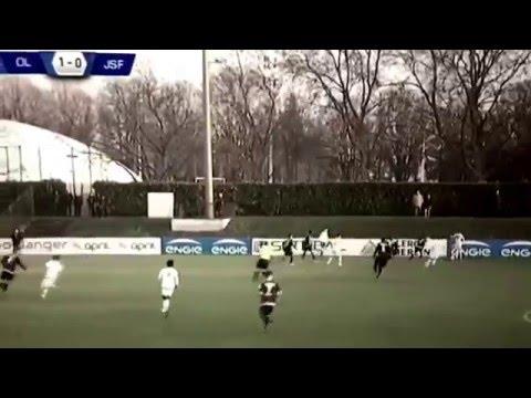 Mour Paye (Olympique Lyonnais) (видео)
