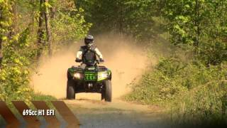 10. 2013 Arctic Cat ATV Recreational - BigBore