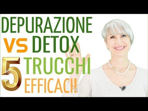 come depurarsi - detox o depurazione? 5 trucchi efficaci