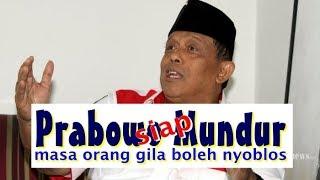 Video Prabowo Siap Mundur dan Dipenjara, Bagaimana Pendukungnya? MP3, 3GP, MP4, WEBM, AVI, FLV Januari 2019