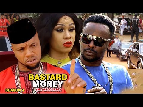 Bastard Money (My Accolade) Season 4 - 2018 Latest Nigerian Nollywood Movie Full HD | 1080p