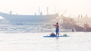 SUP Ganges—A world record breaking adventure for purpose.