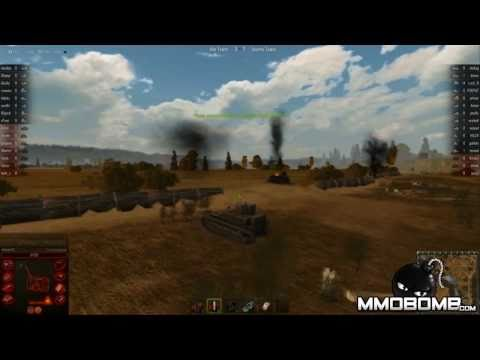 World of Tanks Video Review and First Look Gameplay HD