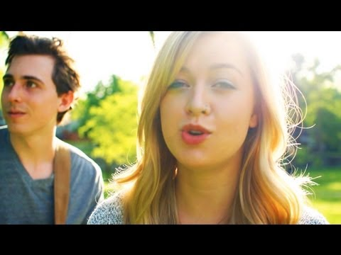 I WANT IT THAT WAY - BACKSTREET BOYS MUSIC VIDEO COVER (By Landon Austin And Julia Sheer)