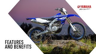 7. 2019 WR450F | Features and Benefits