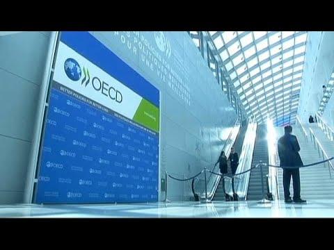 ΟΟΣΑ: Ανησυχία κι αναθεώρηση προς τα κάτω της παγκόσμιας ανάπτυξης…
