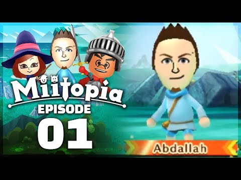 Miitopia - Part 1: Featuring Subscribers Like YOU! [Nintendo 3DS Full Version]