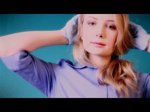 ☾ Your Bedside Nurse ☽ ASMR Personal Attention Role Play with Head Massage