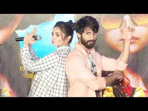 Uncut: Raita Phail Gaya -   Song Launch | Shaandaar | Shahid Kapoor & Alia Bhatt