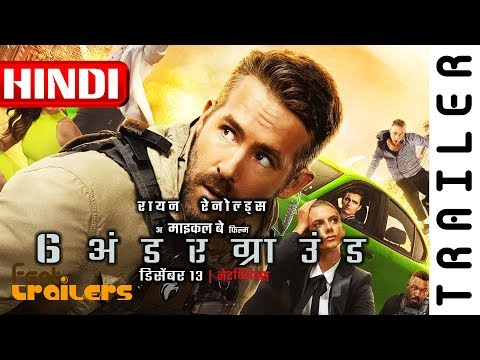 6 Underground (2019) Netflix Official Hindi Trailer #1   FeatTrailers