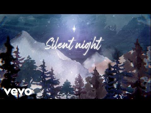 Andrea Bocelli - Silent Night (Piano Version / Lyric Video)