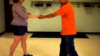 Lindy Hop Lesson 8/26/10