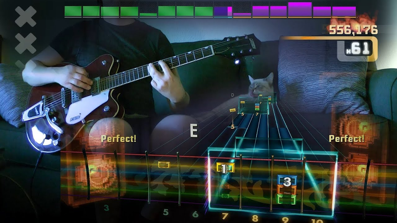 "Rocksmith Remastered – DLC – Guitar – The Black Keys ""Just Got to Be"""