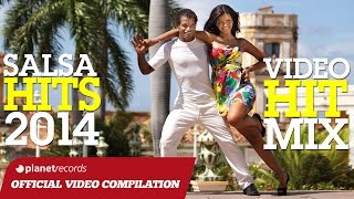 SALSA HITS ► VIDEO HIT MIX COMPILATION ► MARC ANTHONY, VICTOR MANUELLE, LOS VAN VAN