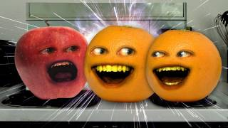 Video Annoying Orange - Microwave Effect MP3, 3GP, MP4, WEBM, AVI, FLV Januari 2018