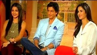 SRK Recites His Favourite Verses From Jab Tak Hai Jaan