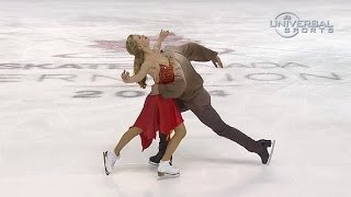 Weaver And Poje Win 2014 Skate Canada - Universal Sports