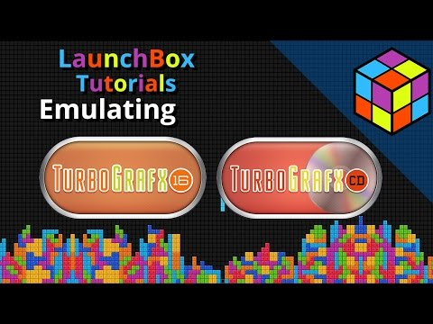 TurboGrafx 16 & TurboGrafx CD (v2) - LaunchBox Tutorials