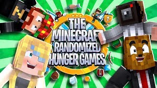 The Minecraft Randomized Hunger Games! #4 - Minecraft Modded Minigames | JeromeASF