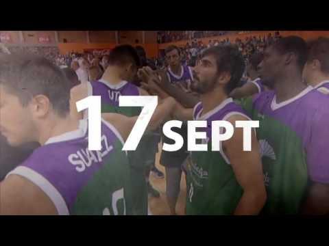 El VI Torneo Internacional de Baloncesto Costa del Sol lleva el