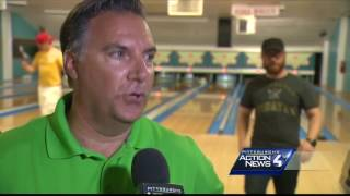 Swissvale Bowl-A-Rama celebrates 50 yearsSubscribe to WTAE on YouTube now for more: http://bit.ly/1emyOjPGet more Pittsburgh news: http://www.wtae.com/Like us: http://www.facebook.com/wtae4Follow us: http://twitter.com/WTAEGoogle+: http://plus.google.com/+wtae