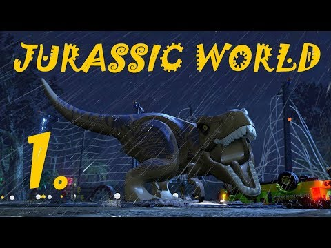 LEGO Jurassic World [CZ] - [HnH] - 1. Prologue